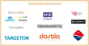 Referenssit Novia Finland Oy